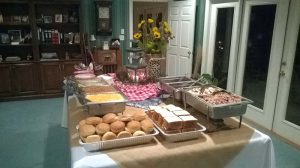 Tuscaloosa catering food events weddings tailgate bbq